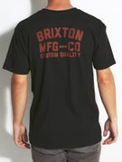 Brixton National T-Shirt