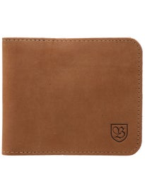Brixton Noble Leather Wallet