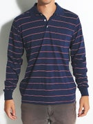 Brixton Noah Polo L/S Shirt