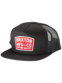 Brixton National Mesh Cap Hat