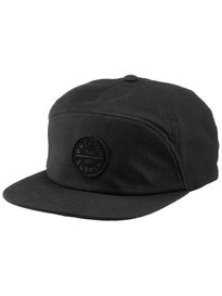 Brixton Oath 7 Panel Hat