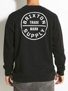 Brixton Oath Crew Fleece