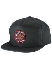 Brixton Pace HP Snapback Hat