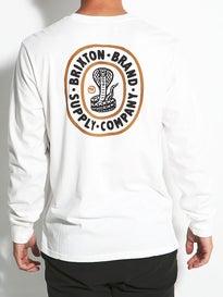 Brixton Pace L/S Premium T-Shirt
