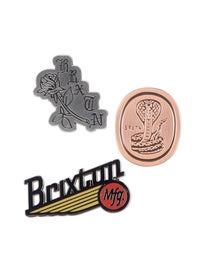 Brixton Pace Pin Pack