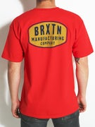 Brixton Pacer T-Shirt