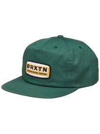 Brixton Philco HP Snapback Hat