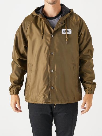 Brixton Palmer Hooded Jacket 67111586ff5
