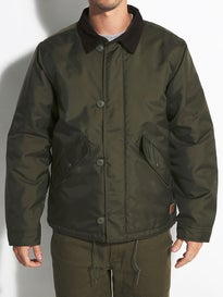 Brixton Pinnacle Jacket Olive