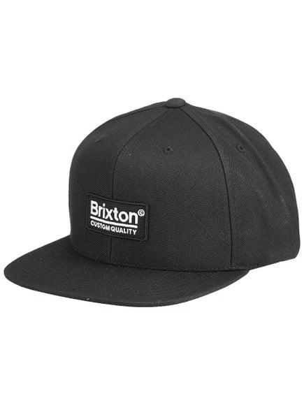 a2f0c3e1a7e Brixton Palmer II Medium Profile Snapback Hat