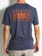 Brixton Petrol Premium T-Shirt