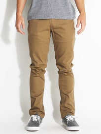 Brixton Reserve 5 Pocket Pants  Sand