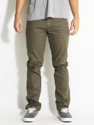 Brixton Reserve 5 Pocket Pants  Olive