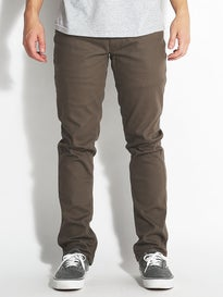 Brixton Reserve 5 Pocket Pants Graphite