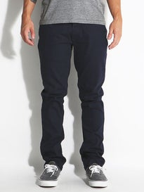 Brixton Reserve 5 Pocket Pants Navy