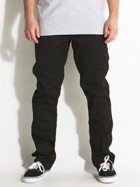 Brixton Reserve Rigid 5-Pocket Pants  Black