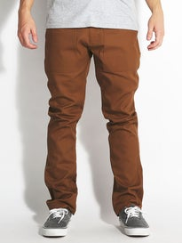 Brixton Reserve Rigid Service Pants Bark