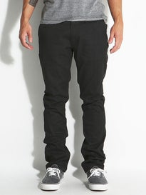Brixton Reserve Chino Pants  Charcoal Heather