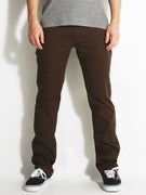 Brixton Reserve Chino Pants  Brown