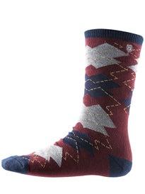 Brixton Rouge Socks
