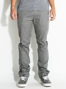Brixton Reserve Chino Pants  Grey