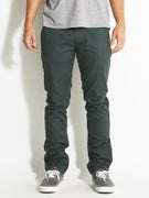 Brixton Reserve Chino Pants  Hunter Green
