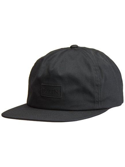 439a6062908 Brixton Rift Medium Profile Snapback Hat