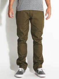 Brixton Reserve Rigid Service Pants  Olive