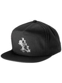 Brixton Rosa HP Snapback Hat