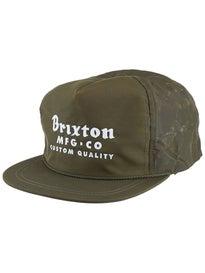 Brixton Sadler HP Snapback Hat