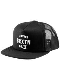 Brixton Lead Mesh Cap Hat
