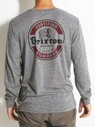 Brixton Soto Premium L/S T-Shirt