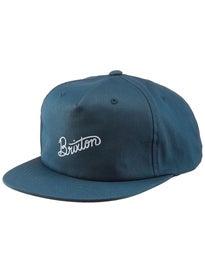 Brixton Sunder Snapback Hat