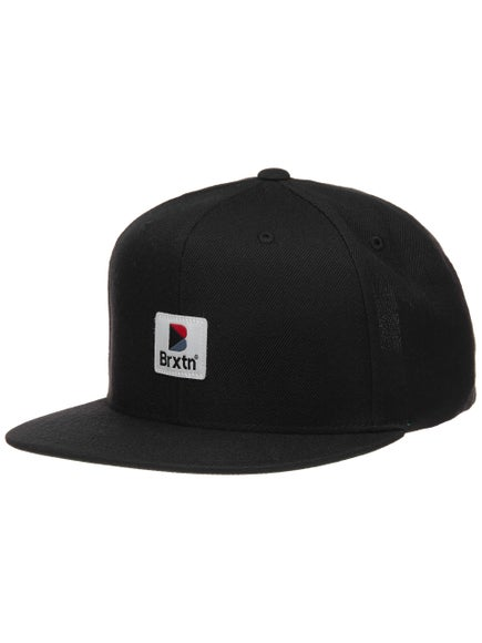 Brixton Stowell Medium Profile Snapback Hat 659ec3bae7b
