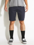 Brixton Toil II Chino Shorts  Indigo