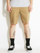Brixton Toil II Chino Shorts  Khaki