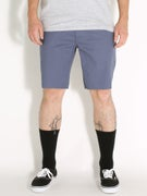 Brixton Toil II Chino Shorts  Blue