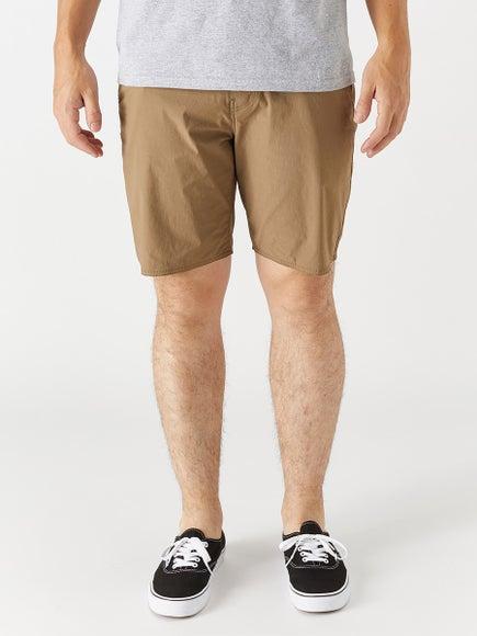 Brixton Toil II All Terrain Shorts Dark Khaki 900ad065ce3