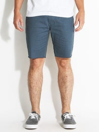 Brixton Toil II Chino Shorts  Heather Steel
