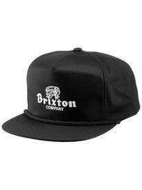 Brixton Tanka HP Snapback Hat