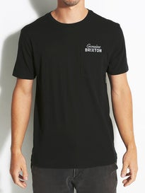 Brixton Tried Pocket T-Shirt