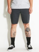 Brixton Toil II Chino Shorts  Steel Blue