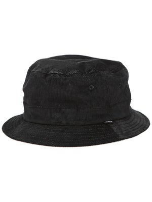 Brixton Tull Reversible Bucket Hat Blk/Gry MD