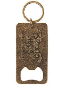 Brixton Tavern Keychain  Antique Bronze