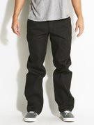 Brixton Union Rigid Chino Pants  Black