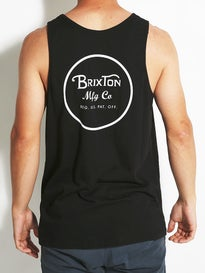 Brixton Wheeler Tank