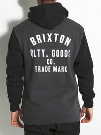 Brixton Woodburn Hooded Fleece