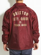 Brixton Woodburn Windbreaker Jacket