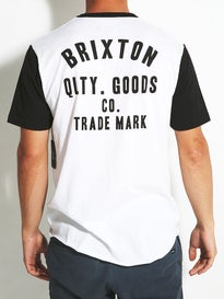 Brixton Woodburn Knit Shirt