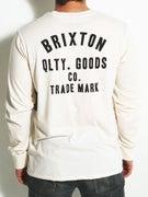 Brixton Woodburn L/S Premium T-Shirt